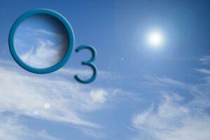 Ozone Therapy Blue Sunny Sky Miami